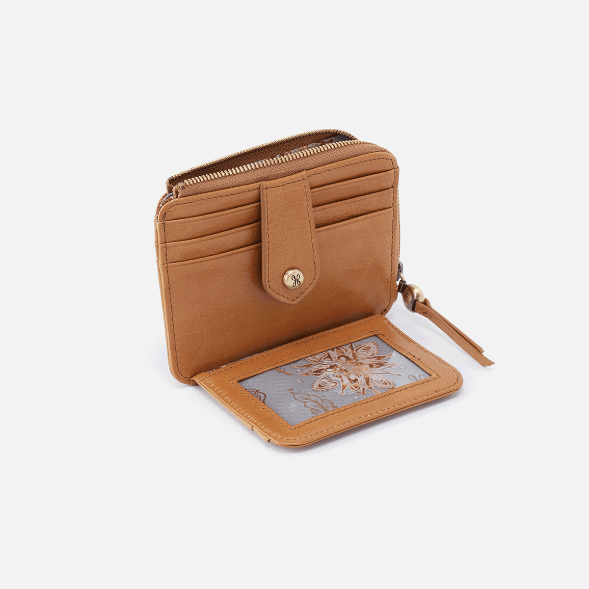 Poco Wallet Honey Leather