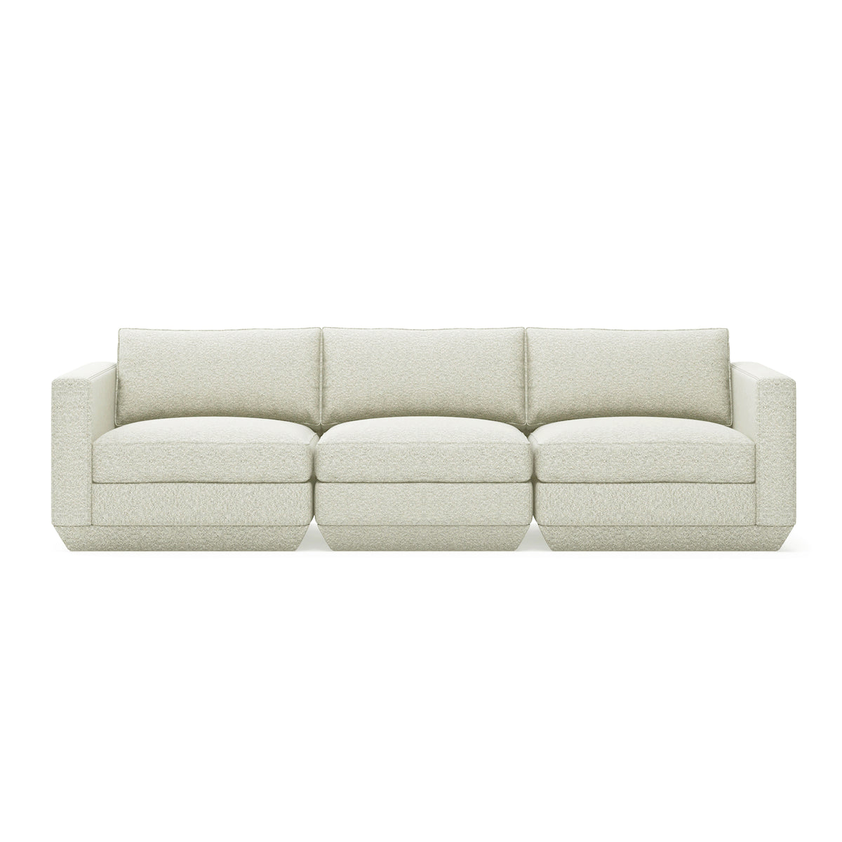 Podium 3 Piece Sofa