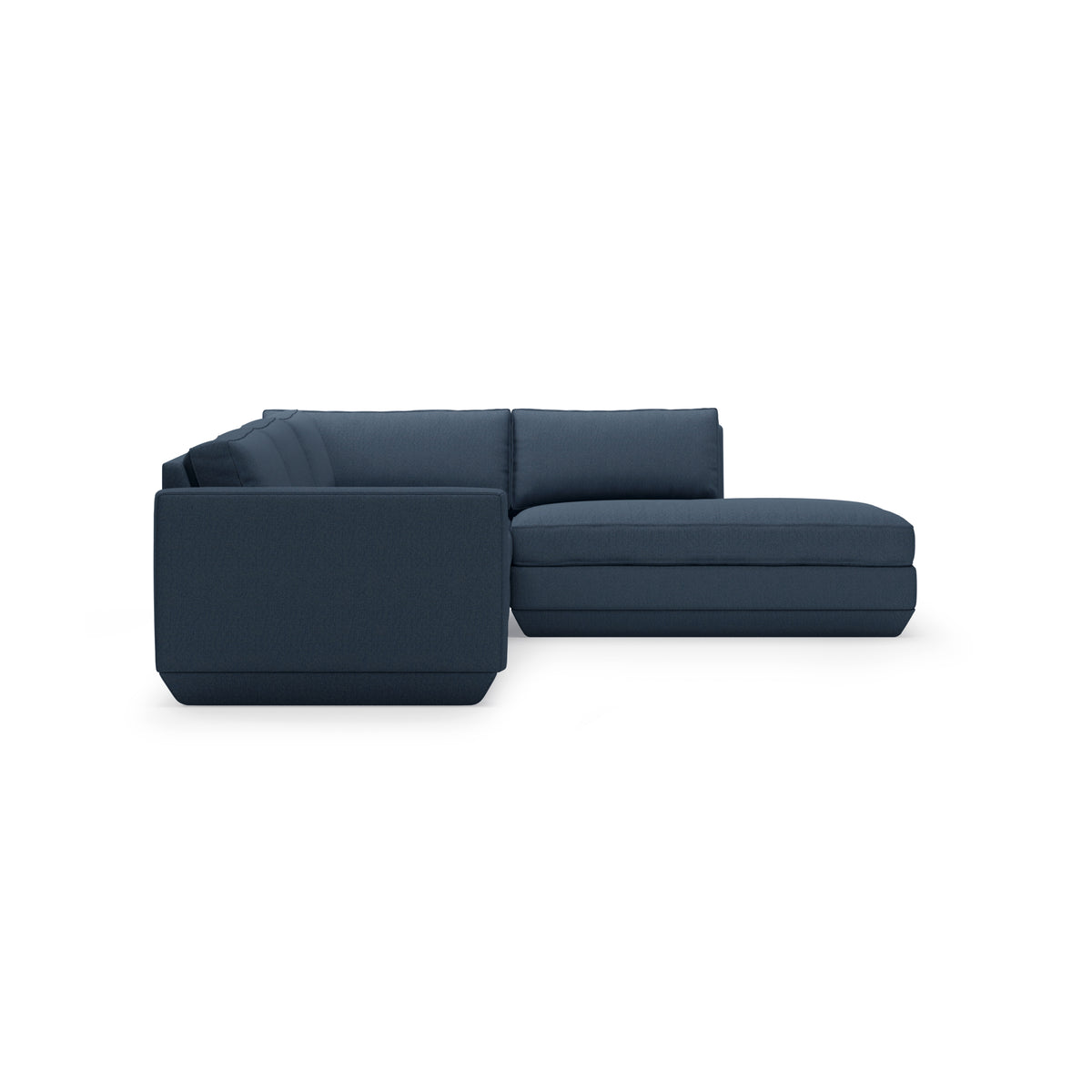 Podium 4 Piece Lounge Sectional A
