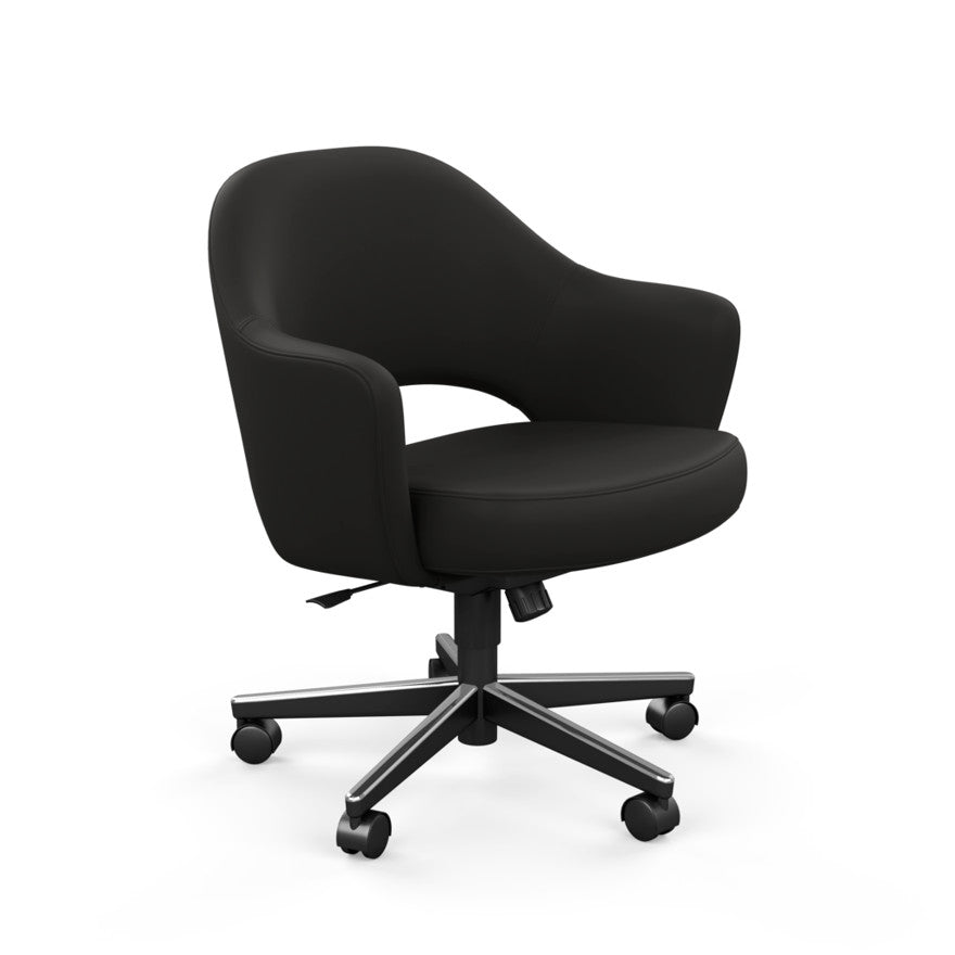 Saarinen Executive Chair - Arm Chair with Swivel Base