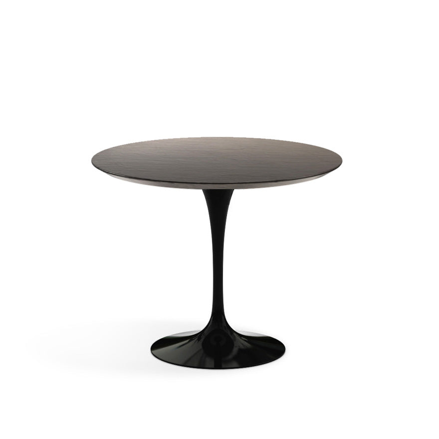 "Saarinen Outdoor 35"" Dining Table Slate Top"