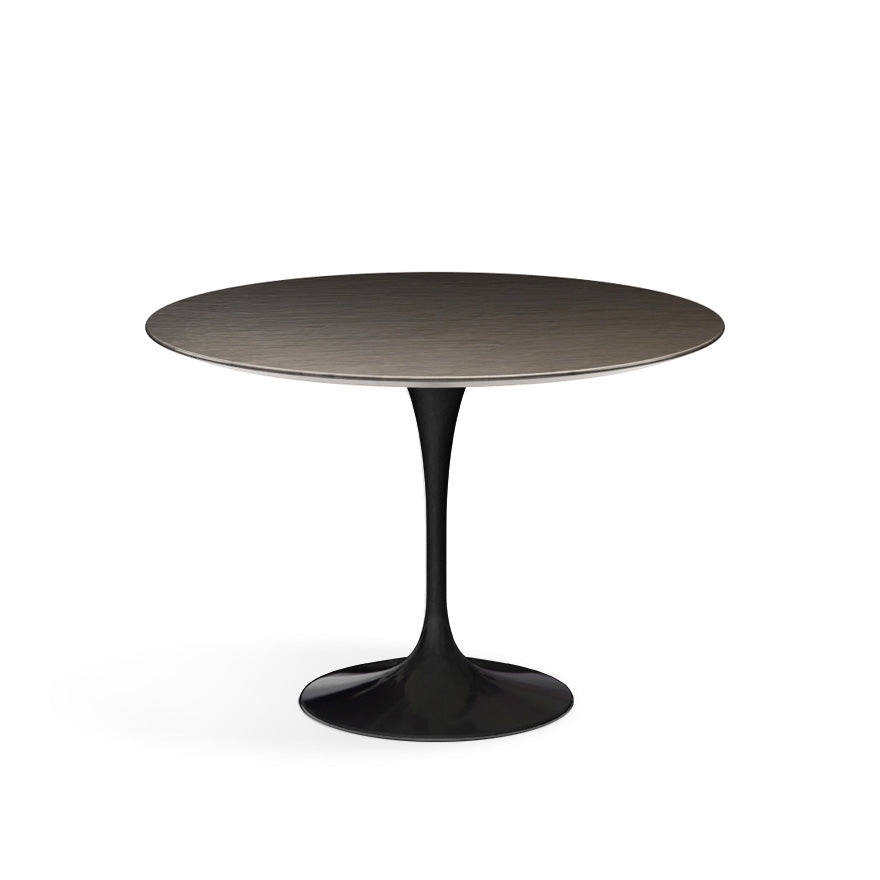 "Saarinen Outdoor 42"" Dining Table Slate Top"