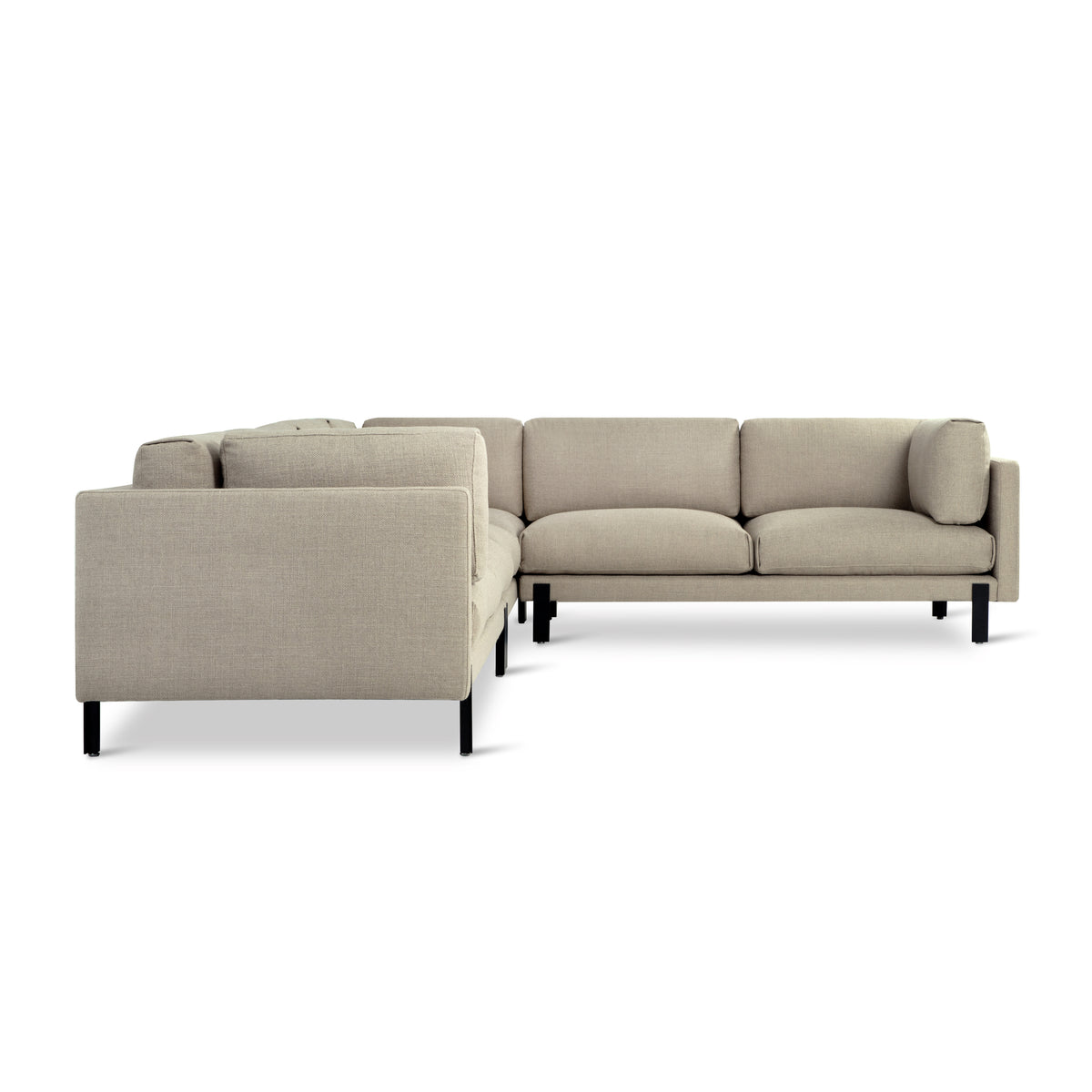 Silverlake XL Sectional - Right Facing