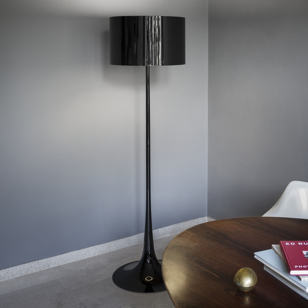 Spun Light F - Floor Lamp Dimmable