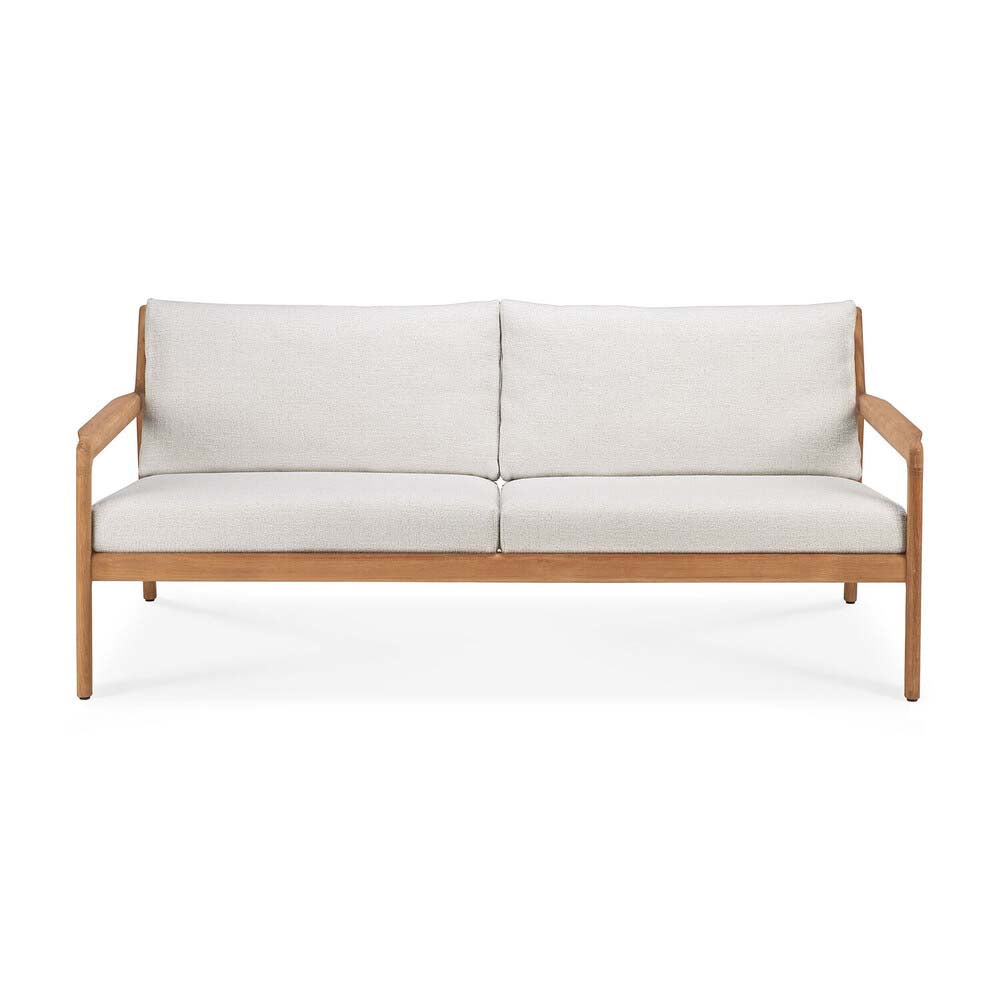 Teak Jack Outdoor Sofa - 2 Seater