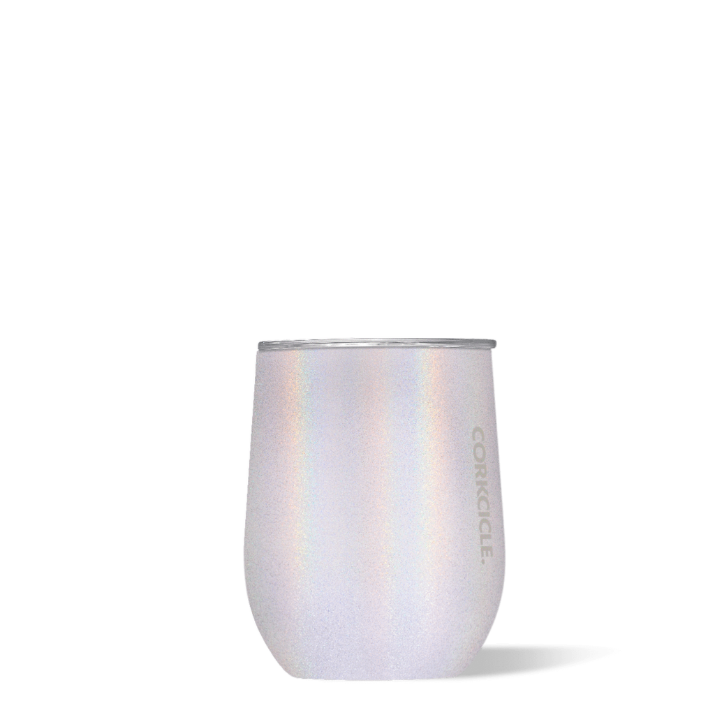 Insulated Stemless Wine Glass Unicorn Magic