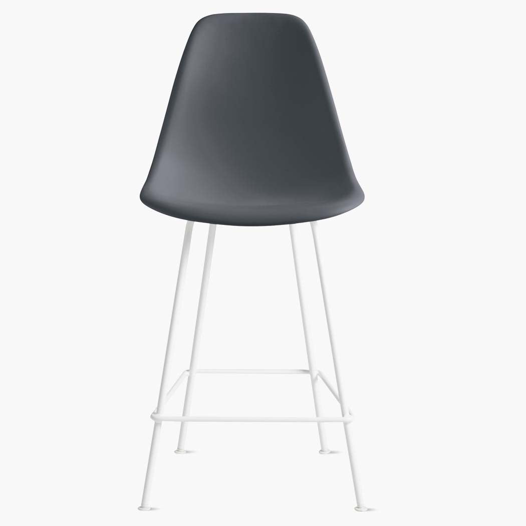 Eames Molded Plastic Stool - Counter Height