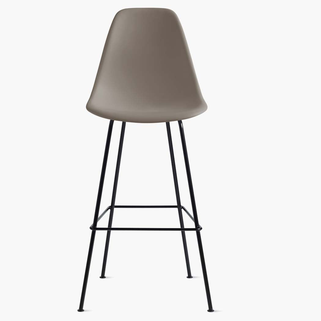 Eames Molded Plastic Stool - Bar Height