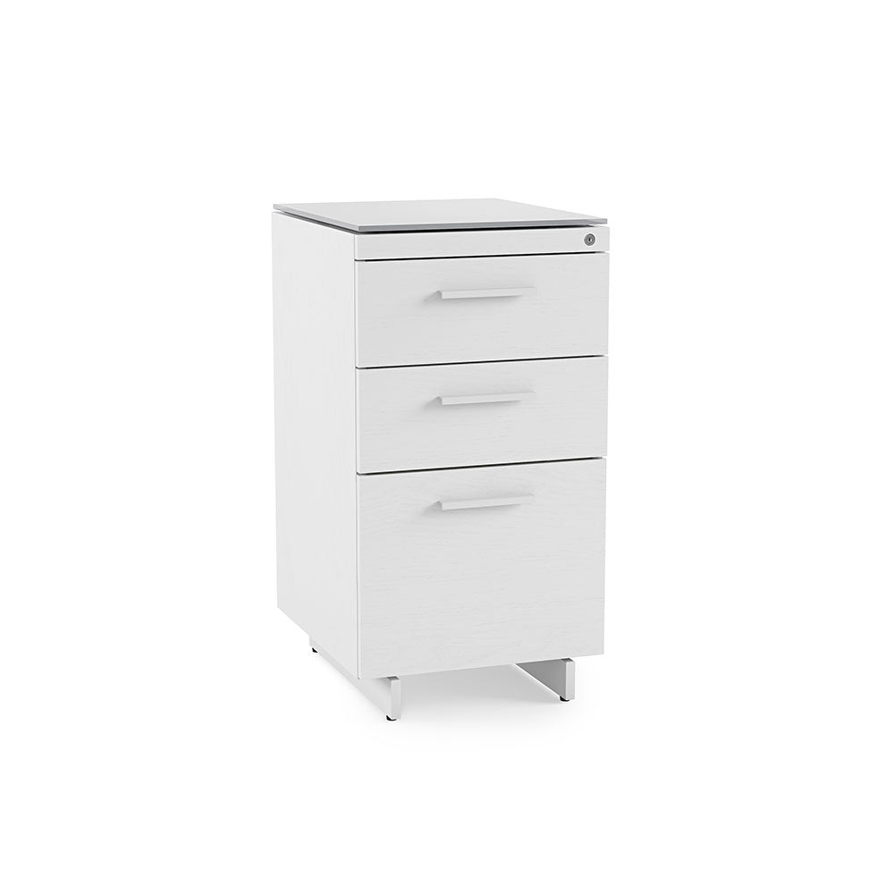 Centro 3 Drawer File Cabinet