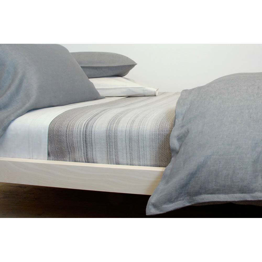 Emile Duvet Cover in Mineral - King