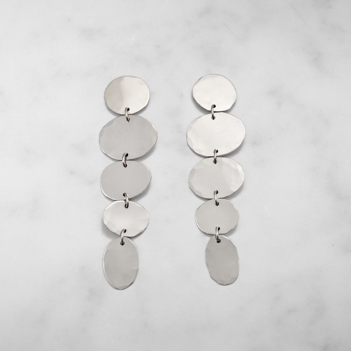 Cloud Lina Small Earring - Sterling Silver