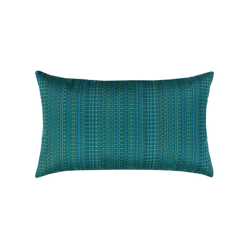 Eden Texture Indoor/Outdoor Lumbar Pillow
