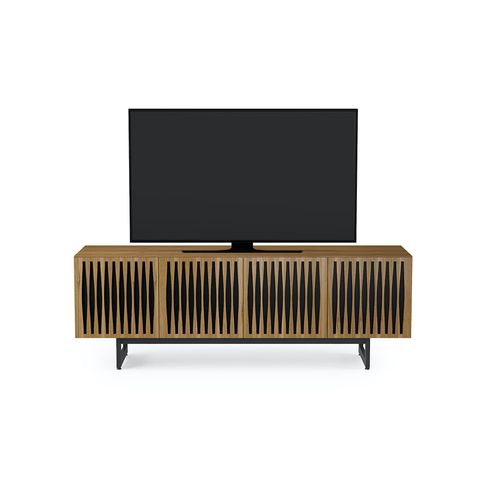 "Elements Media Cabinet 79"" - Tempo/Walnut"