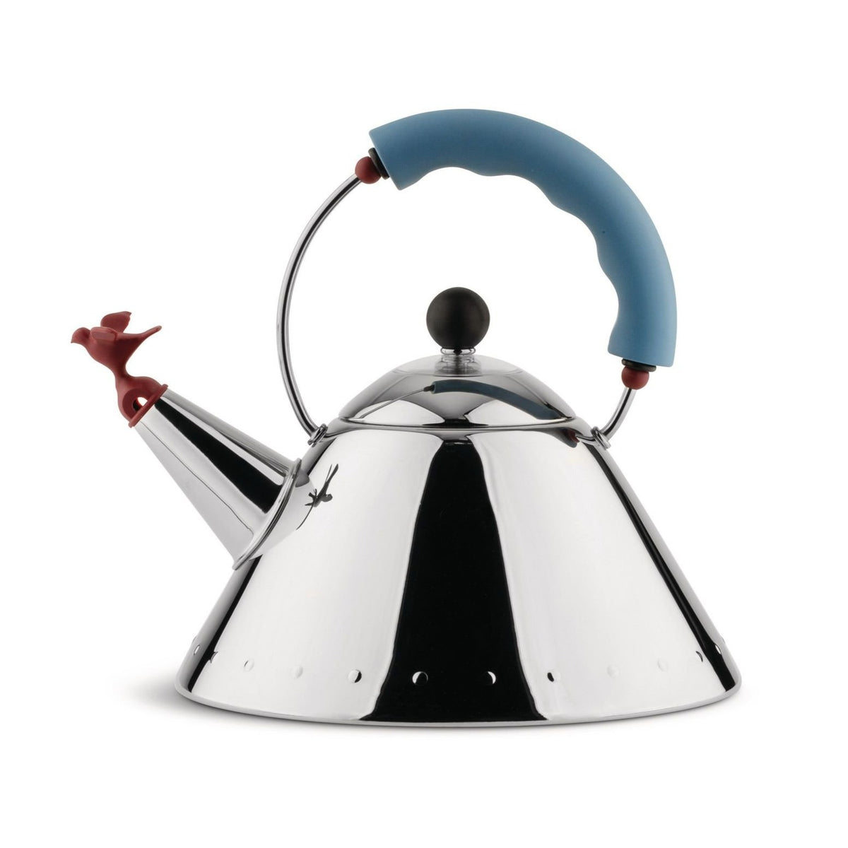 Michael Graves Tea Kettle with Blue Handle