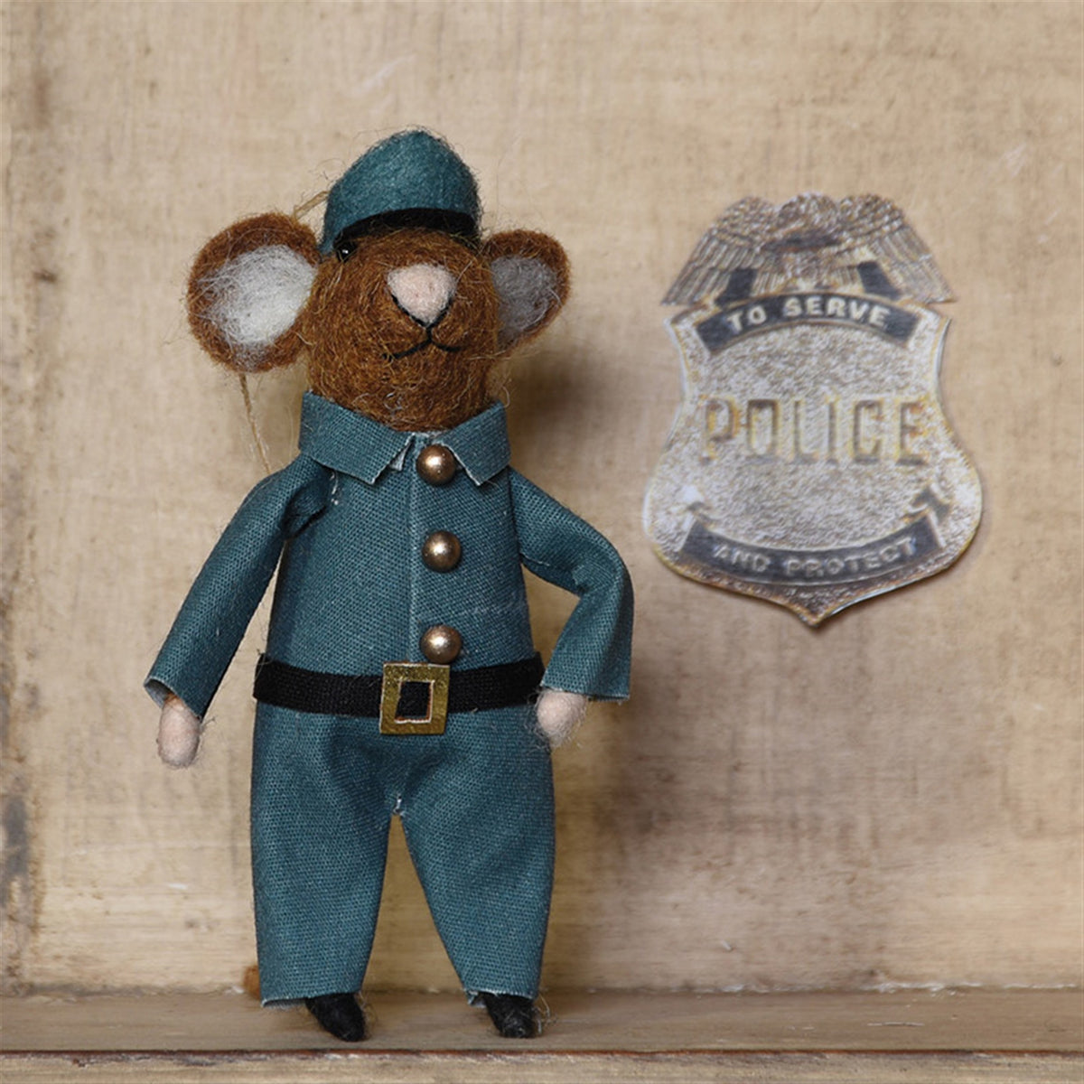 OFFICER MOUSE