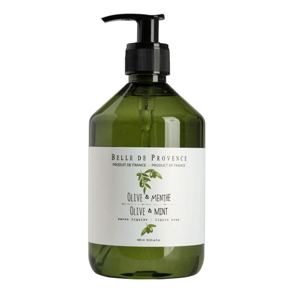 Olive & Mint Hand Soap