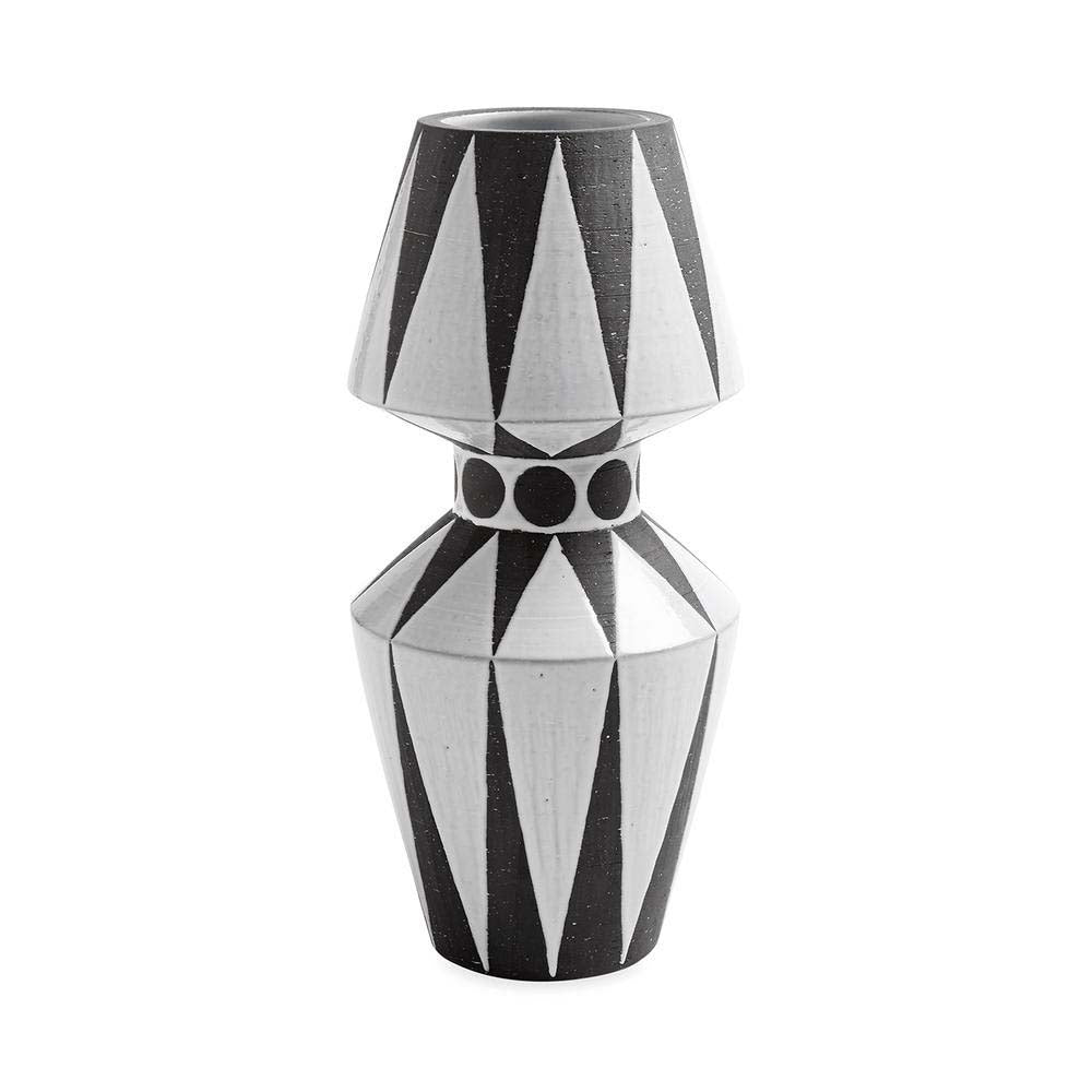 Palm Springs Diamonds Vase