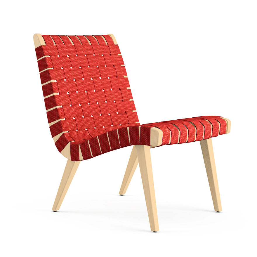 Risom Lounge Chair - Armless