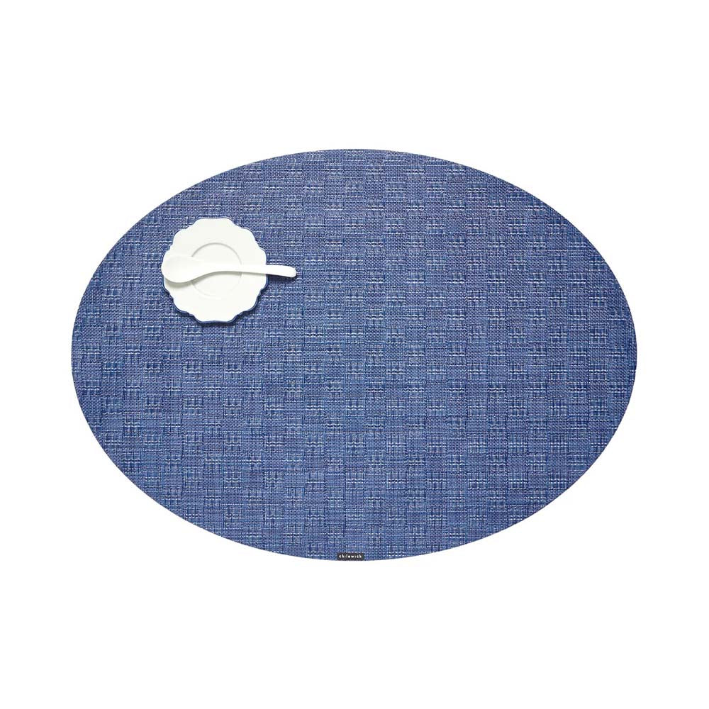 Bay Weave Placemat - Oval