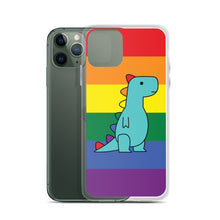 Load image into Gallery viewer, rainbow t-rex v2 (iPhone)