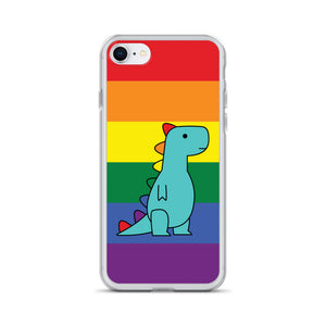 rainbow t-rex v2 (iPhone)