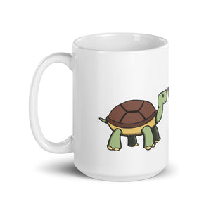 Turtle Buddy Mug