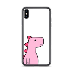Pink T-Rex (iPhone)