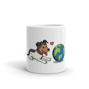 Buddy and the Earth Mug