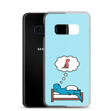 Load image into Gallery viewer, sweet dreams (blue t-rex) (samsung)
