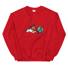 Load image into Gallery viewer, Buddy and the Earth Sweatshirt
