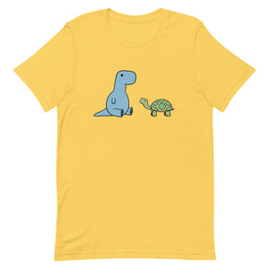 t-rex + turtle friends 3D (premium)