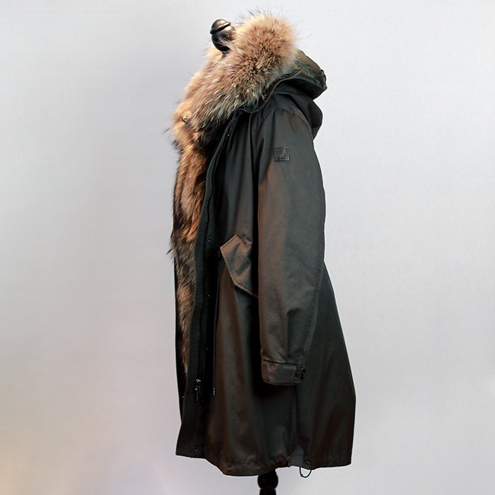 WOOLRICH Down Jacket and Over Parka