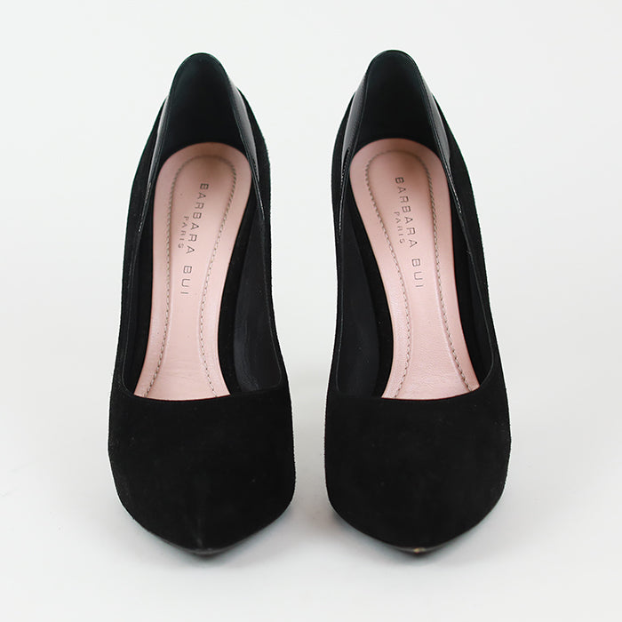 BARBARA BUI Suede Pumps