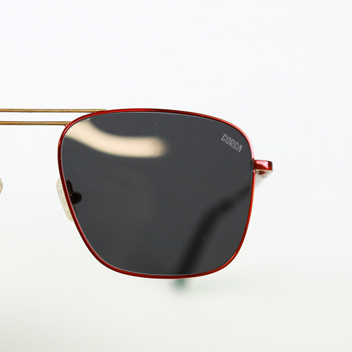 BORBA Multi Colour Square Frame Sunglasses