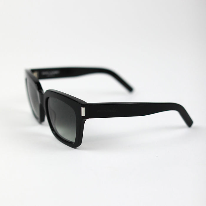 SAINT LAURENT Square Form Acetate Sunglasses