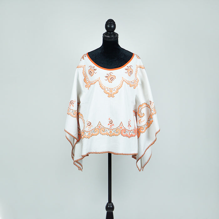 WORLDPEARLSLOVE T-Cloth Tunic No. 6