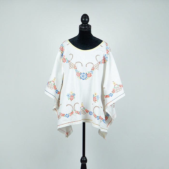 WORLDPEARLSLOVE T-Cloth Tunic No. 71
