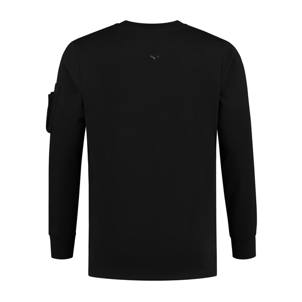 Triple Arrow Longsleeve - Black