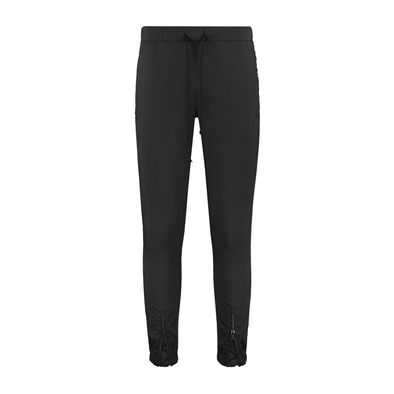 Jogger Center Zip - Black