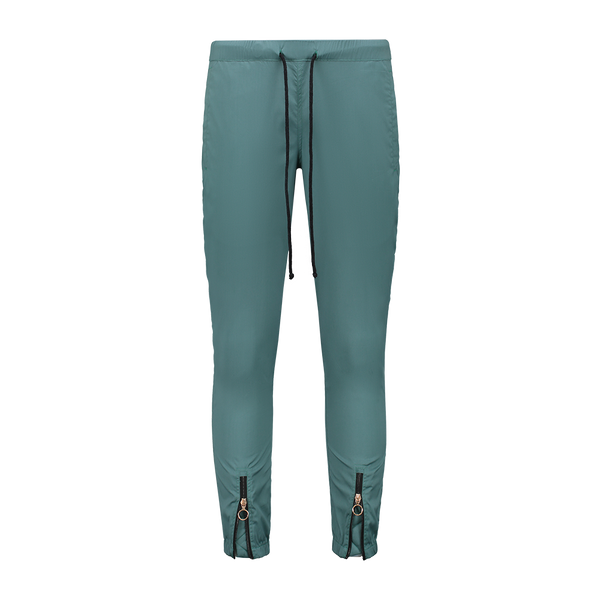 Jogger Center Zip - Spruce