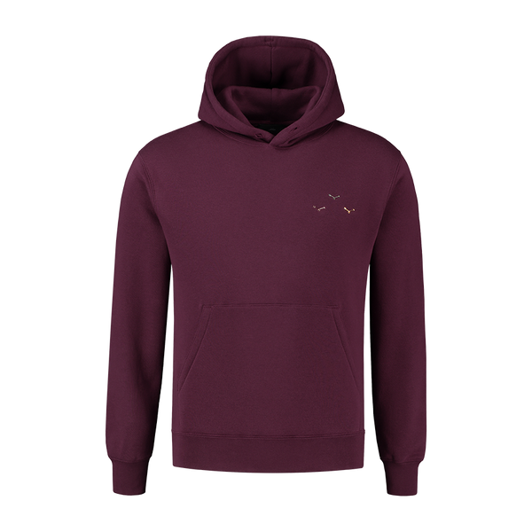 Triple arrow Hoody