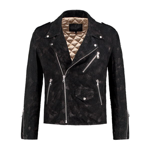 Lash Leather Biker