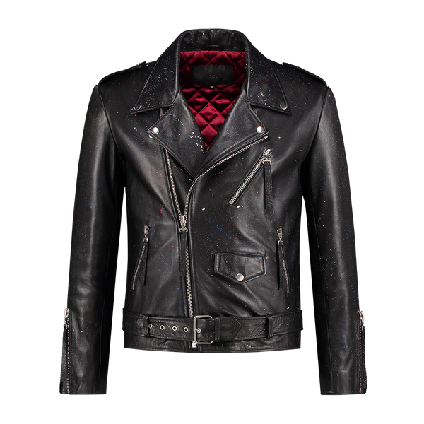 Splash Biker Jacket
