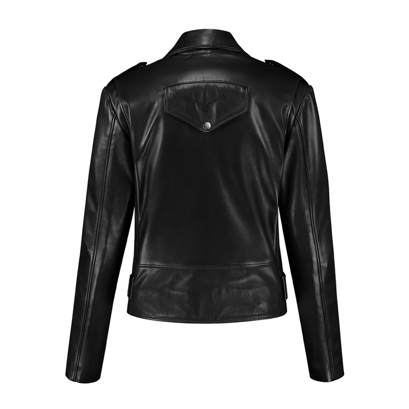 Womens Leather Perfecto