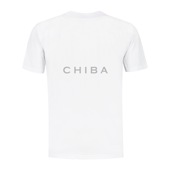 White Reflective T-shirt