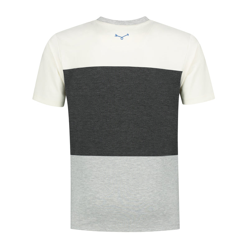Grey Cream T-shirt