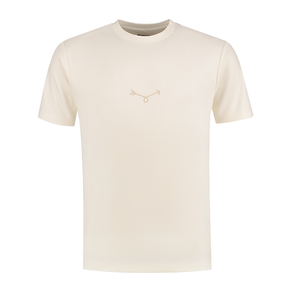 Arrow T-shirt - Cream