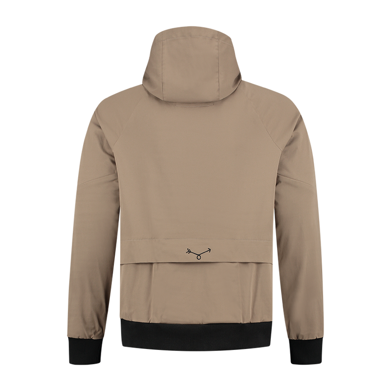Pullover Hoody - Taupe