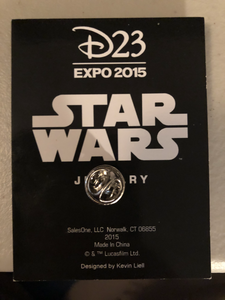 D23 Stormtrooper Exclusive Pin