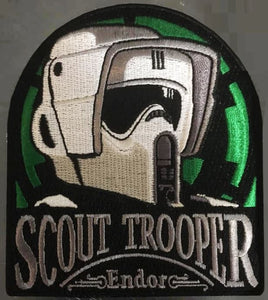 Scout Trooper Patch